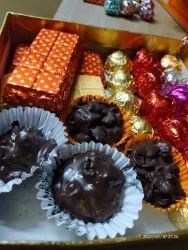 Crunchy Flakes Cluster Chocolate