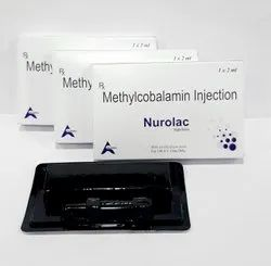 Liquid Methylcobal Injection, For Hospital, 1500 Mcg