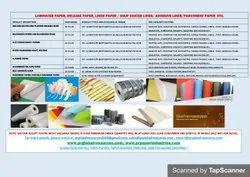 Plain,Printed Specialty Paper Multi Color Papet, GSM: 35 to 600 GSM