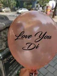 Chaudhry Printed Balloons Bandra