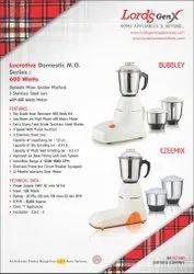 Lords Ezeemix Mixer Machine, For Wet & Dry Grinding, 501 W - 750 W