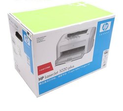 Monochrome Hp Laserjet 1020 Plus Printer, For Office