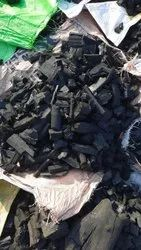 Wood Lump Charcoal, For Barbeque, Packaging Size: in Bags
