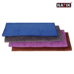 Navik Microfiber Cloth Size- 30x70, 40x60