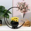 Decorative Iron Flower Vase