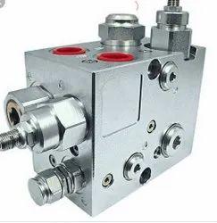 Ms Medium Pressure Hydraulic Cartridge manifold block, For Industrial