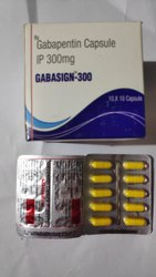 Gabasign 300mg Capsules