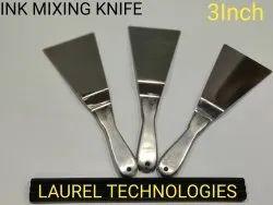 Screen Printing Ink Mixing Knife-2 /2.5/3