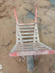 Hand Cart Trolley, For Construction