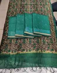 Roopawali Gajji Silk Dress Material