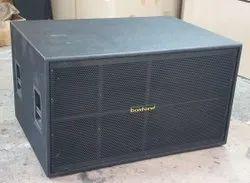 Bastone 18 Scoop Speaker