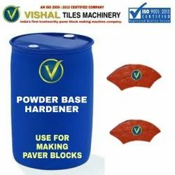Powder Base Paver Block Hardener