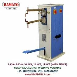 Pedestal Type Spot Welding Machine