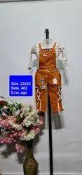 22x32 Kids Dangri Suit