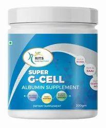 Super G Cell - Albumin Supplement