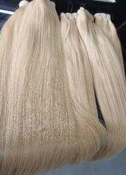 Blonde Bulk Human Hair Extensions