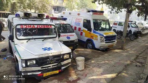 Dead Body Transport Service By Air & Ambulance Service Amritsar Chandigarh  Jalandhar Patiala in Rohini Sector 16, New Delhi, Dead Body Freezer Box On  Hire In Delhi   ID: 23087022973