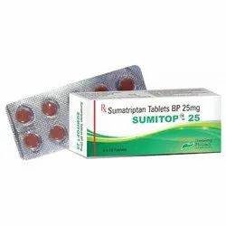 Sumitop 25 mg Tablets