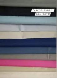 Plain Taslon Fabric, For Garments, 90-110