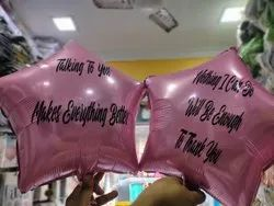 Chaudhry foil printed balloons