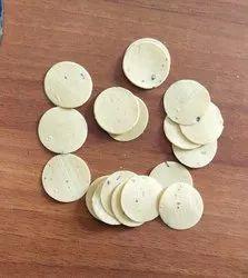Shree Saanvara 1 Kg Papad Saada Coin