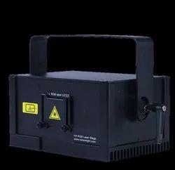 Graphic Laser Light 1 Watt Rgbw