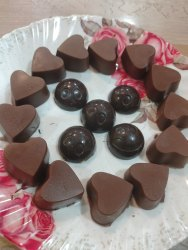 Black,Brown Piece Coffee Chocolate