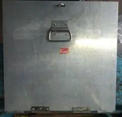 Plain Aluminium Doors kundi door, For Home