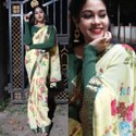 Designer Sarees Georgette With Fancy Fabrics