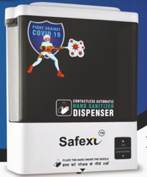 Safexi Contactless Automatic Contactless Sanitizer Dispenser