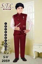 Boys Stylish Coat Suits