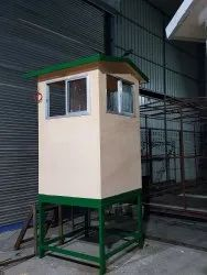 Prefabricated Guard Room Post