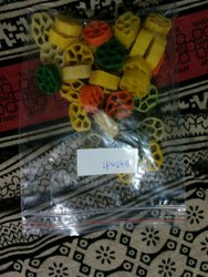 B.G.F Lady Finger Shaped Fryums (Bhindi/Flower), Packaging Size: 30kg