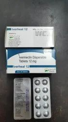 Iverheal 12 Mg Tablet
