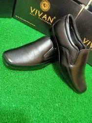 Slip On Men Formal Shoes, Size: 5 To 10