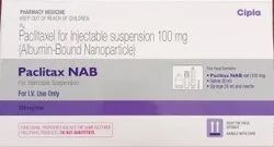 Paclitax Nab 100 Mg Injection
