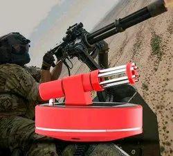 Gun type solar perfume