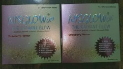 Nisglow Skin Whitener Fairness Tablet