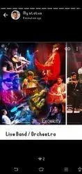 Dj Jocky,Live Band,Live Orchestra, Mumbai