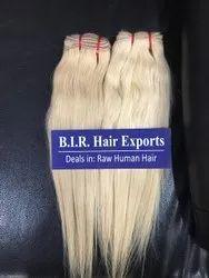 Blond Hair Weft