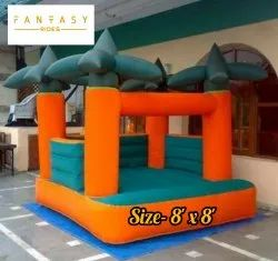 Inflatable Bouncy Castly 8' x 8'