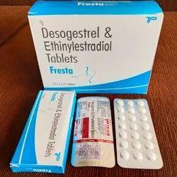 Desogestrel And Ethinyl Estradiol Tablets USP