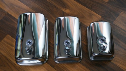 SS Liquid Soap Dispenser 500ml