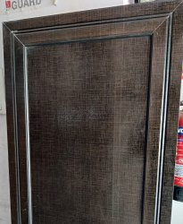 Interior Or Exterior Slide & Fold PVC Texture Doors, For Bathroom