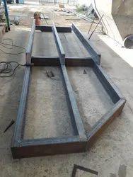 On Demand Mild Steel Fabrication Service, in India
