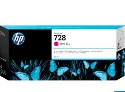 Hp 728 300ml Magenta Design Jet Ink Cartridge