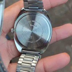 Round Orignal HMT Watch, For Formal