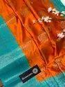 Banarasi Handloom Weaving Silk Sarees