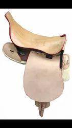 Leather Trooper Saddle