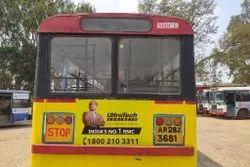 Ordinary bus Branding Advertising, in Hyderabad